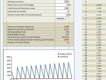 Inventory Calculator