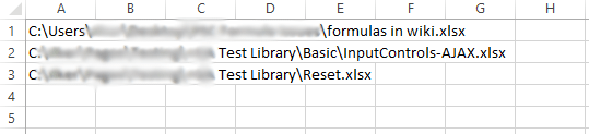 Dealing with Links or External References in Excel