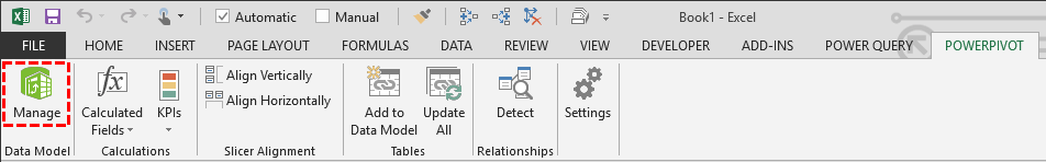 Getting Started with Excel's PowerPivot and How to Analyze Data
