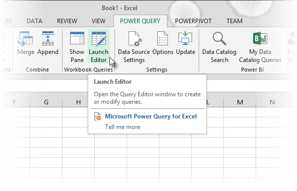 Power Query 101 - Data Scrub and Analysis in Microsoft Excel