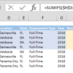 How to SUM values if date is less than