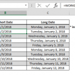 How to create date table that only contain workdays