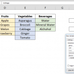 How to create dependent dropdowns