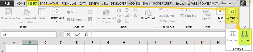 How to insert a check mark in Excel : 5 methods to check off