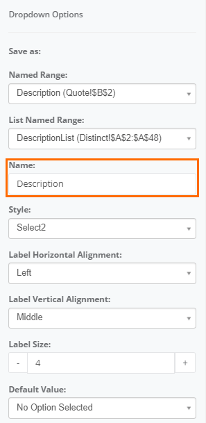 Creating Dynamic Lists in Designer Applications