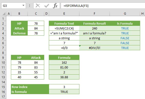 Function: ISFORMULA