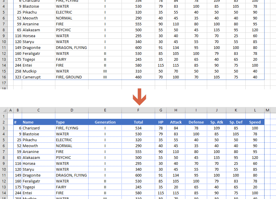 How to Make Excel Change Gridline Color