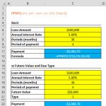 Excel PPMT Function