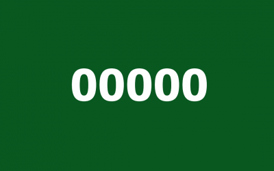 How to enter numbers starting with zero in Excel