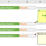 How to modify a Comment Box in Excel