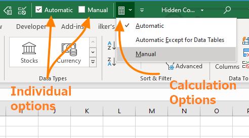 Hidden Commands in Excel 09