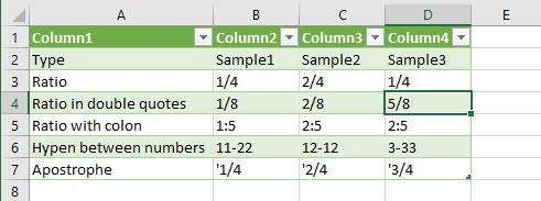 How to avoid formatting change on CSV files in Excel 02