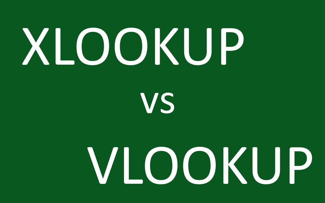 What is the difference between XLOOKUP and VLOOKUP?