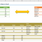 How to compare two tables using Get & Transform Data