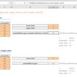 Excel PROB Function