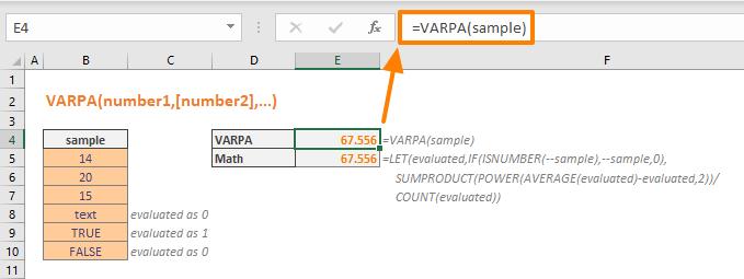 Function: VARPA