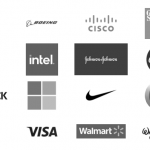 80% of DJIA companies use Low-Code/No-Code platforms